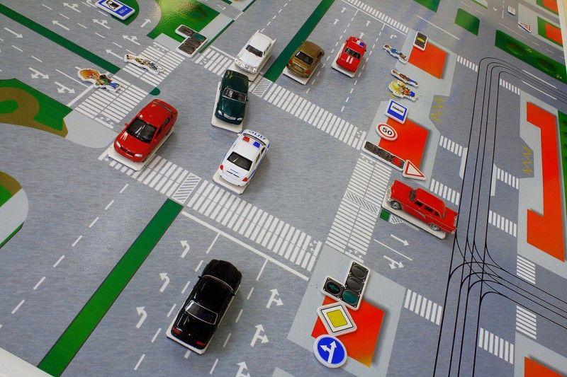 Как сдать автодром: советы профессиональных водителей